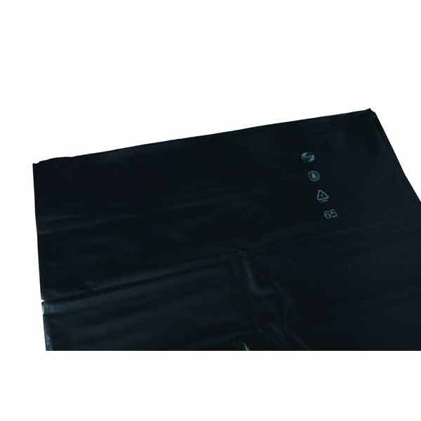 DEISS Premium® Abfallsäcke schwarz 120 Liter ( 250 Stück )