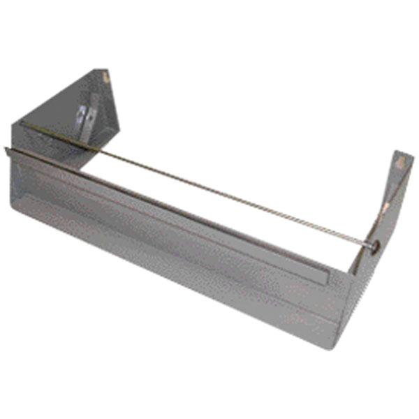 Folienspender Metall 30 cm