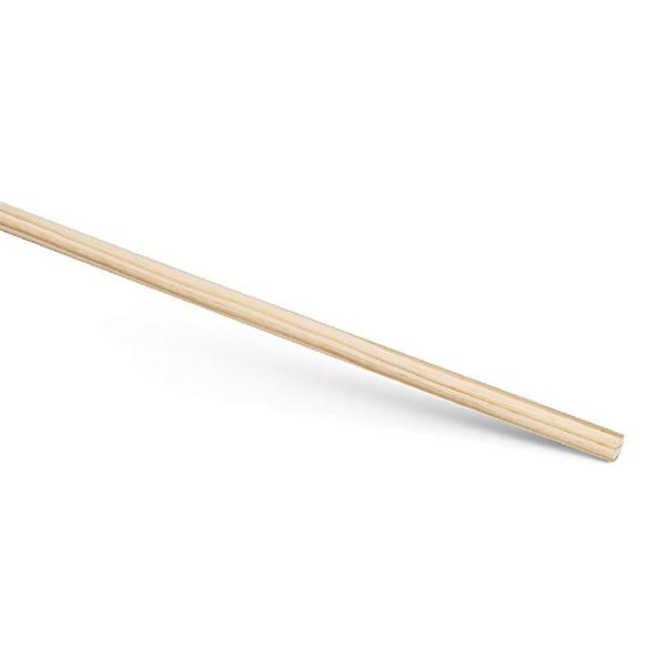 Besenstiel aus Holz 180 cm