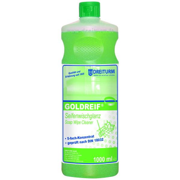 Dreiturm Goldfrei® Seifenwischglanz 1 Liter
