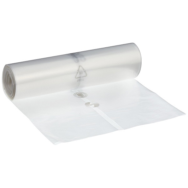 LDPE-Müllsäcke DEISS 2000 L, transparent