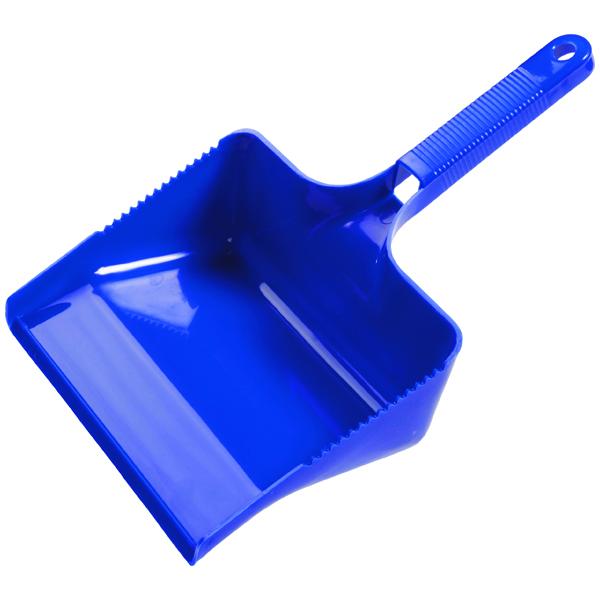 Haug Kehrschaufel blau eckig online kaufen - Verwendung 1