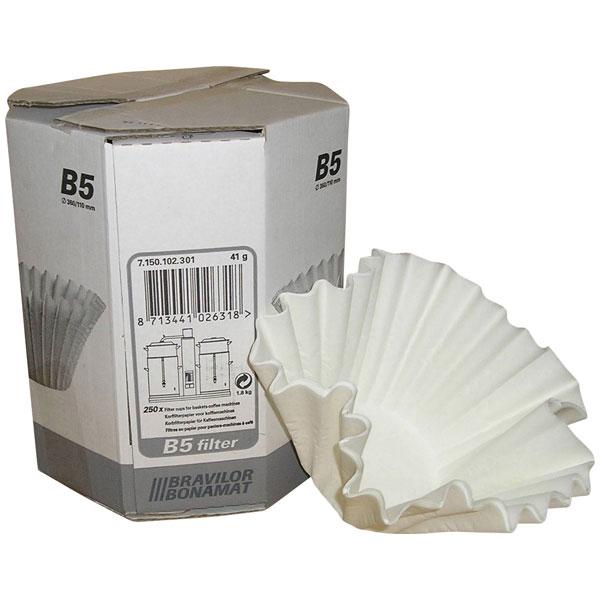 Filterkörbchen 110 / 360 mm - B5