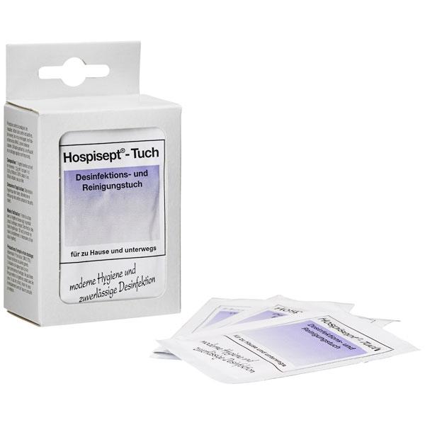 Lysoform Hospisept® Desinfektionstücher 15 Stück