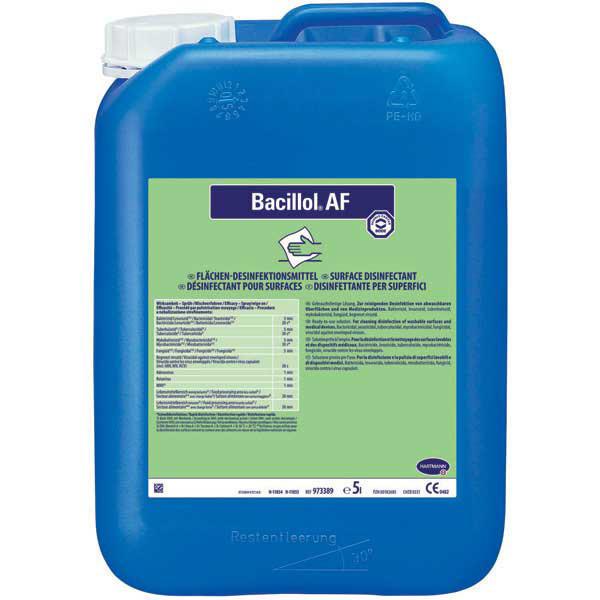 Bacillol AF Schnelldesinfektion