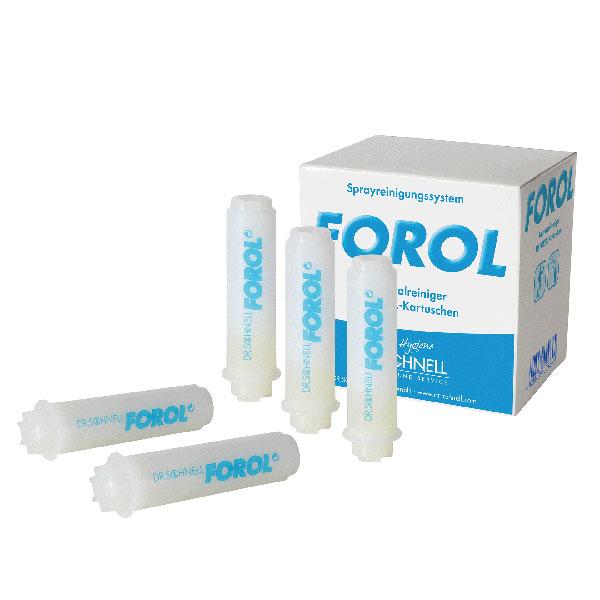 Dr.Schnell Forol Universalreiniger Nachfüllpackung 10 x 4 ml