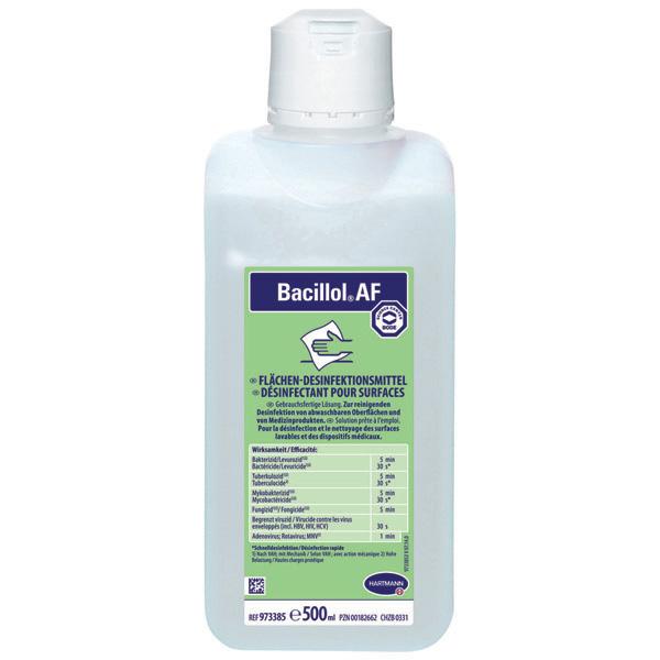 Hartmann Bacillol® AF