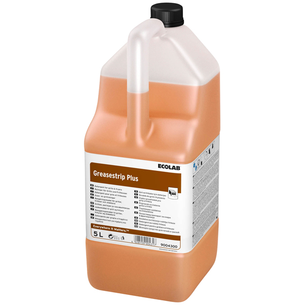 ECOLAB Greasestrip Plus Fettlöser 4 x 5 Liter online kaufen - Verwendung 1