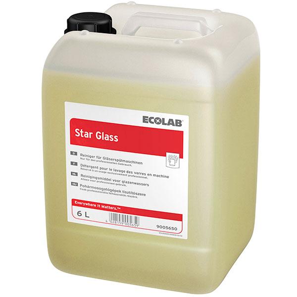 Ecolab Star Glass