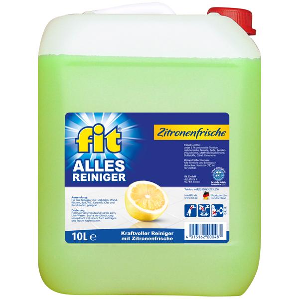 Fit Allesreiniger Lemon