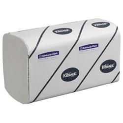 KLEENEX® Premier Handtücher mit Interfold-Faltung weiß 6764