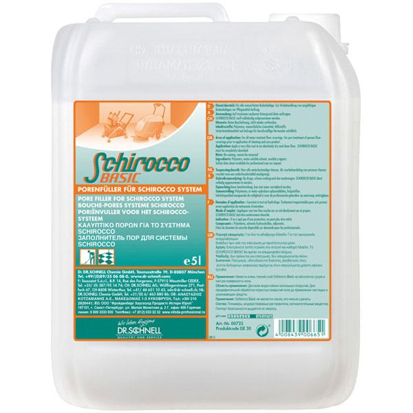 Dr.Schnell Schirocco Basic Porenfüller & Haftgrundierer 5 Liter online kaufen - Verwendung 1