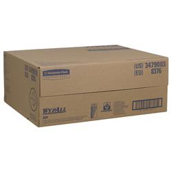 WypAll® X60 Reinigungstücher weiß - Zupfbox 8376
