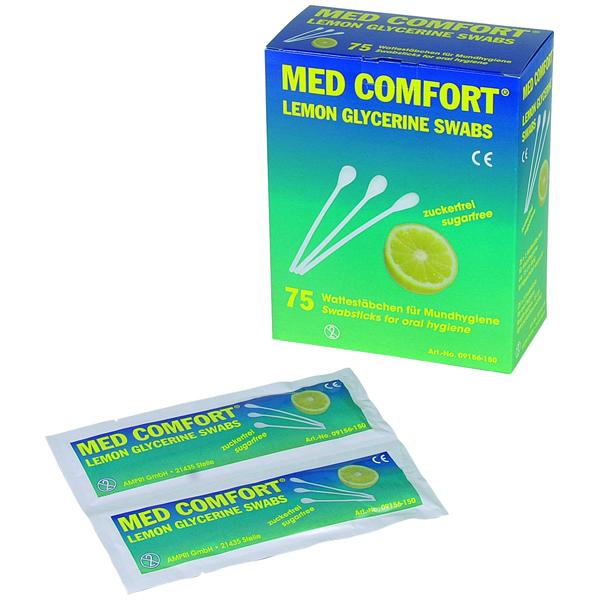 Med Comfort Mundpflegestäbchen