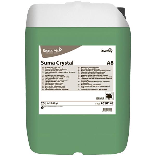 Suma Crystal A8 Klarspüler 20 Liter