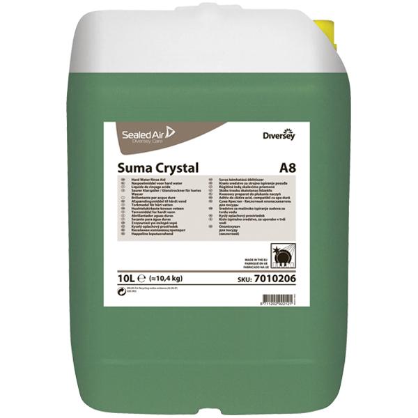Suma Crystal A8 Klarspüler 10 Liter