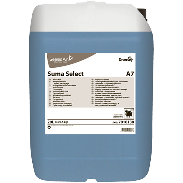 Suma Select A7 Klarspüler 20 Liter