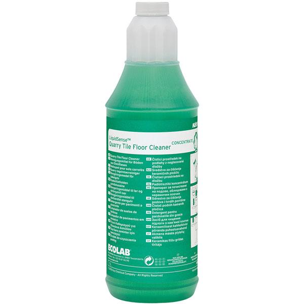 ECOLAB Kay Quarry Tile Floor Cleaner Grundreiniger 6 x 1 Liter