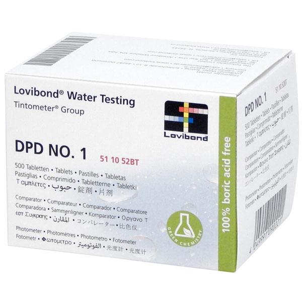 Lovibond® Water Testing DPD No.1