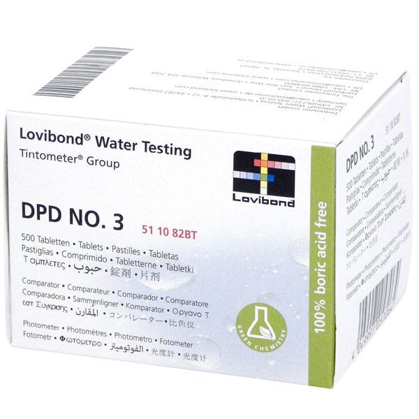 Lovibond® Water Testing DPD No.3