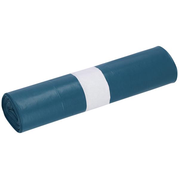 DEISS Müllbeutel blau 35 Liter ( 25 Stück )