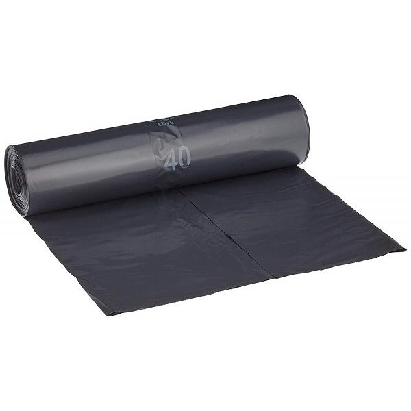 LDPE-Müllsäcke DEISS PREMIUM 70 L, schwarz