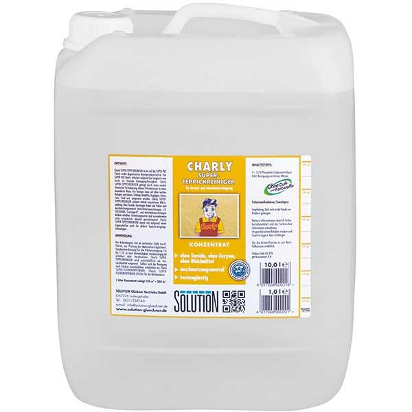 Solution Charly Super-Teppichreiniger 10 Liter