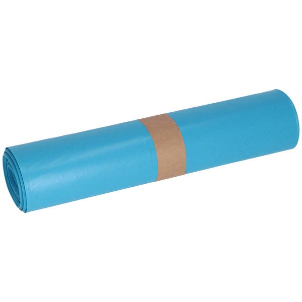 LDPE-Müllsäcke DEISS 120 L, blau