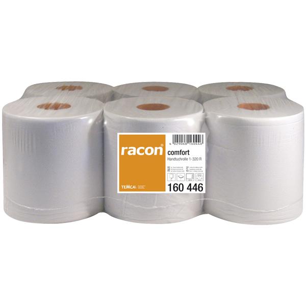 Papierhandtücherrolle Racon