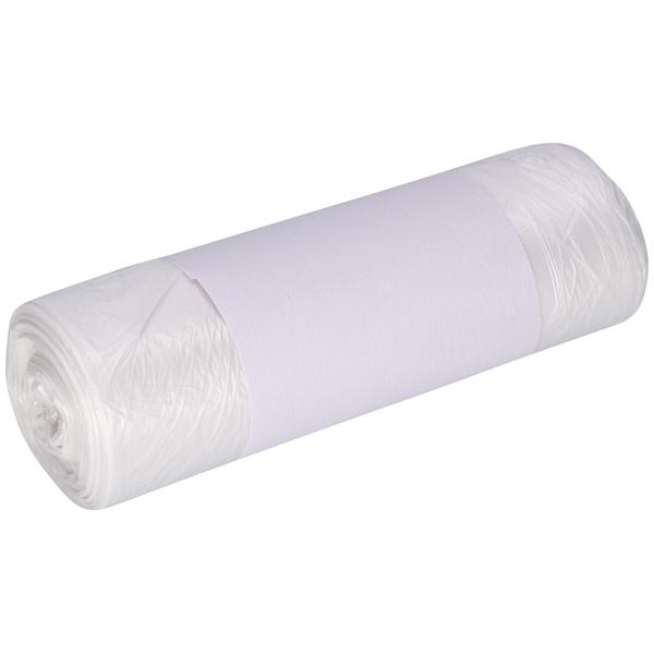 Müllbeutel aus HDPE DEISS 30 L, transparent