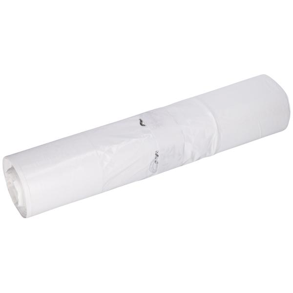 Müllbeutel aus LDPE DEISS 60 L, weiß