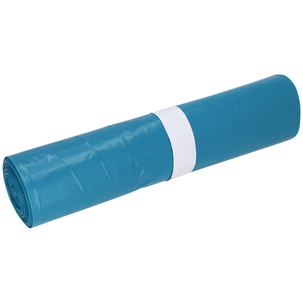 DEISS Abfallsäcke blau 140 Liter ( 25 Stück )