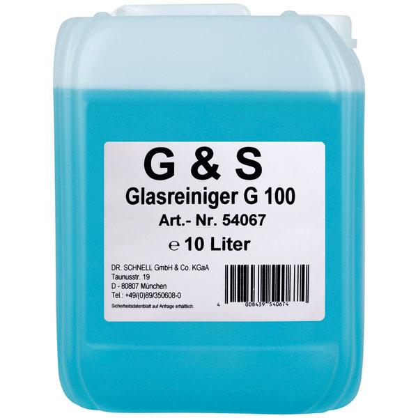G&S Glasreiniger G100