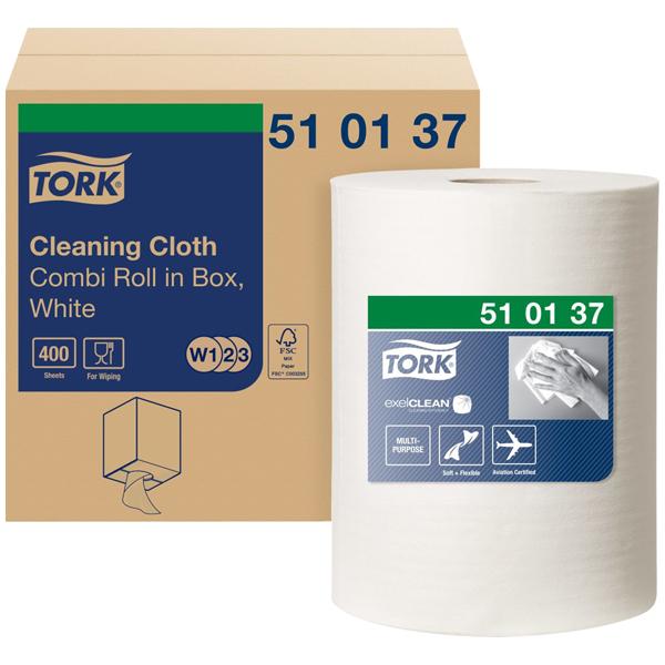 Tork Reinigungstuch W1 W2 W3 online kaufen - Verwendung 1
