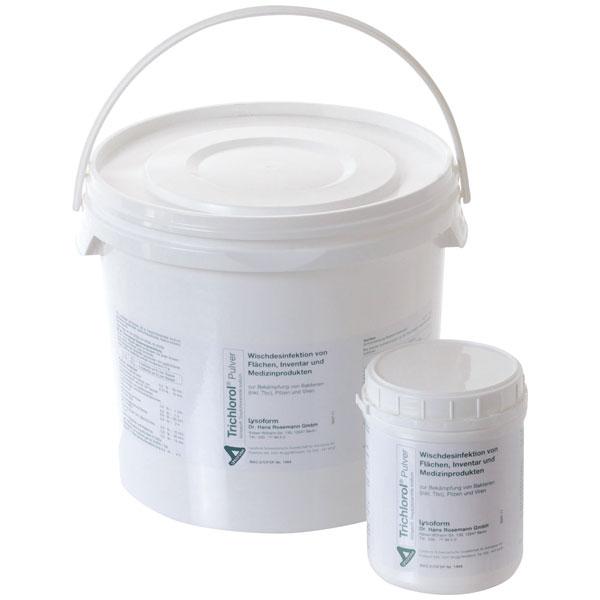 Lysoform Trichlorol® Flächendesinfektion 500 g online kaufen - Verwendung 1