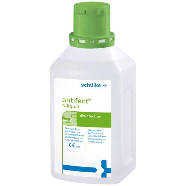 Schülke & Mayr antifect® N liquid Flächendesinfektion 1 Liter