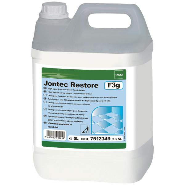 Taski Jontec Restore Reinigungs- / Pflegespray F3g