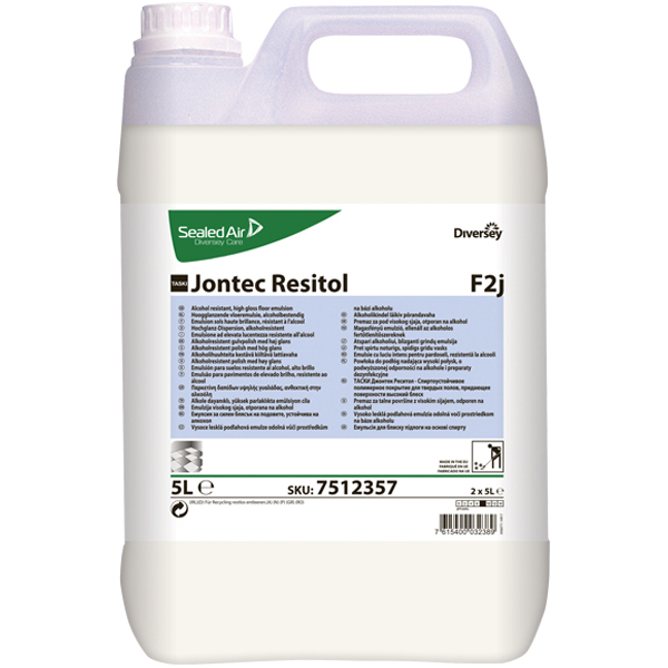 Taski Jontec Resitol F2j Hochglanz-Dispersion 5 Liter
