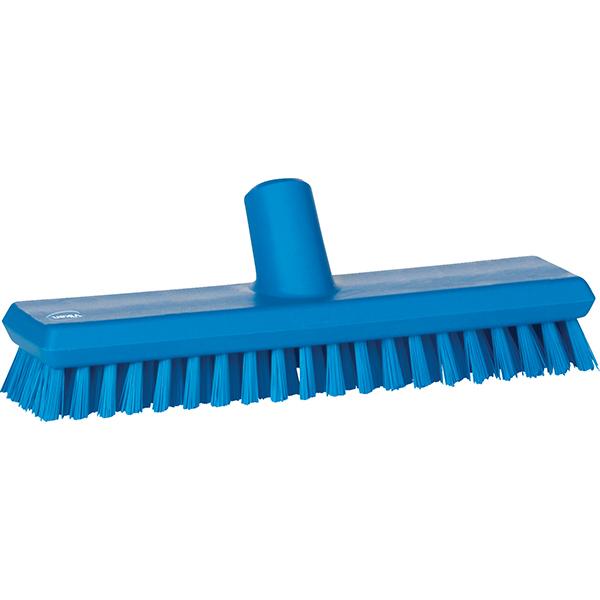 Vikan Schrubber mit Wasserdurchlauf 27 cm blau