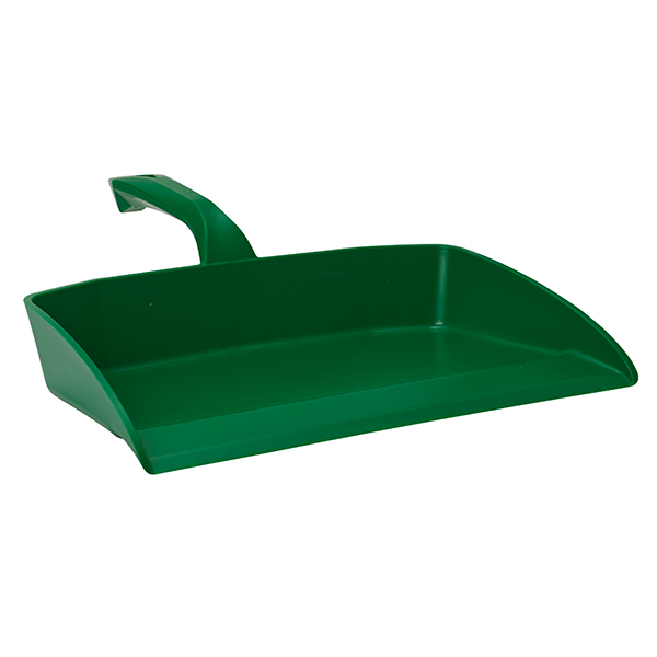 Vikan Kehrschaufel ohne Lippe 33 cm grün