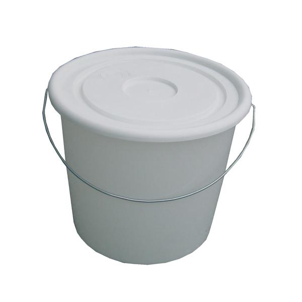 Deckel für Verpackungseimer 10l rund