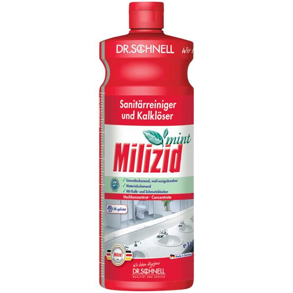 Dr.Schnell Milizid Mint Sanitärreiniger 1 Liter