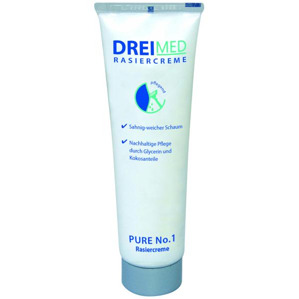 Dreiturm Pure No.1 Rasiercreme