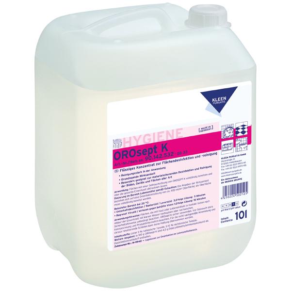 Kleen Purgatis Orosept K Desinfektionsmittel 10 Liter