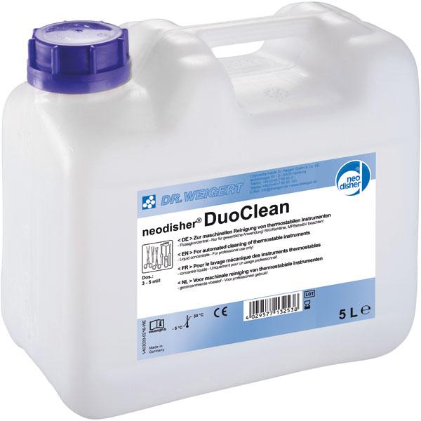 Dr.Weigert neodisher® Duoclean Instrumentenreiniger 5 Liter