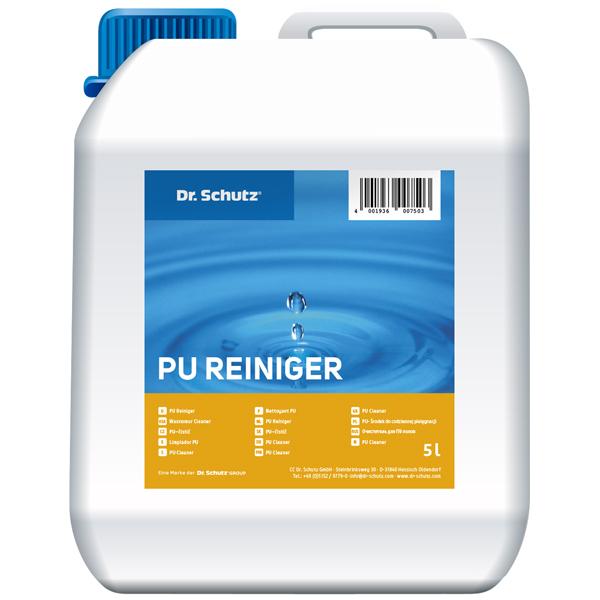Dr.Schutz CC-PU Aktivreiniger 5 Liter
