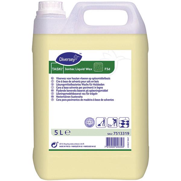 Taski Jontec Liquid Wax F5d