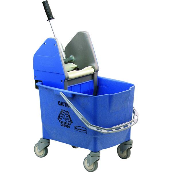Combo Bravo Fahrwagen blau 25 l