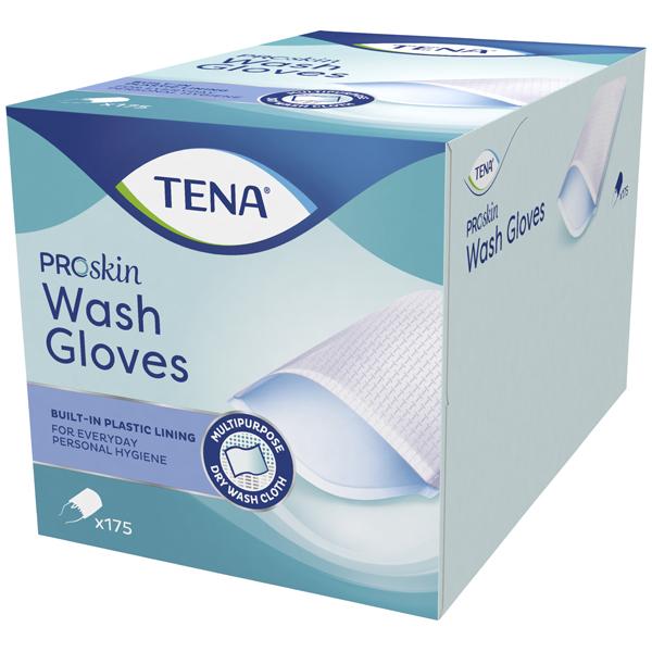 Tena Wash glove