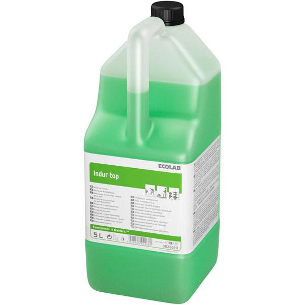ECOLAB Indur Top Wischpflege 5 Liter online kaufen - Verwendung 1